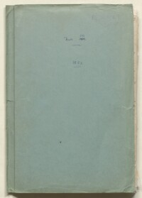 Vol 177 Commerce And Miscellaneous Letters Inward Outward