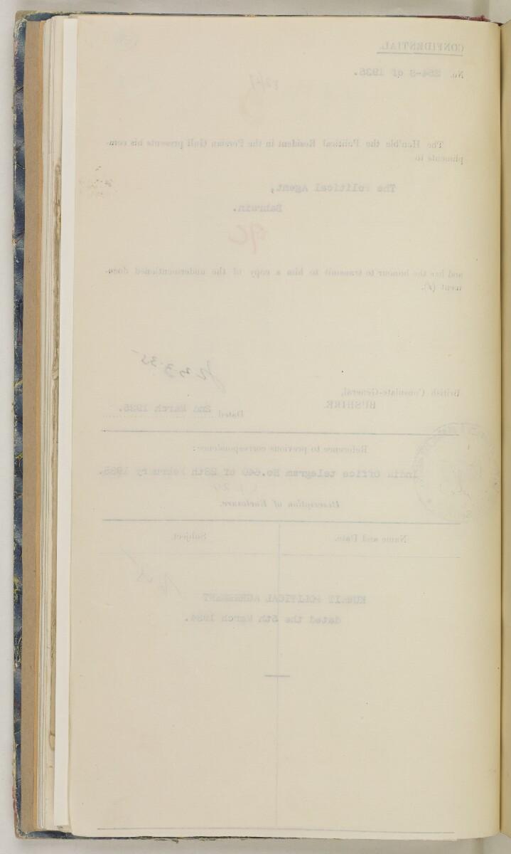 'File 82/27 VI (F 87) Qatar Oil' [28v] (69/454)