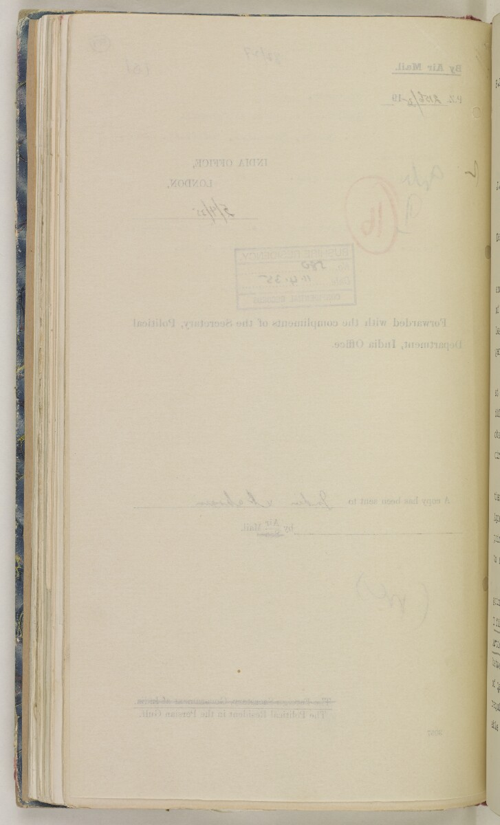 'File 82/27 VI (F 87) Qatar Oil' [‎99v] (213/454)
