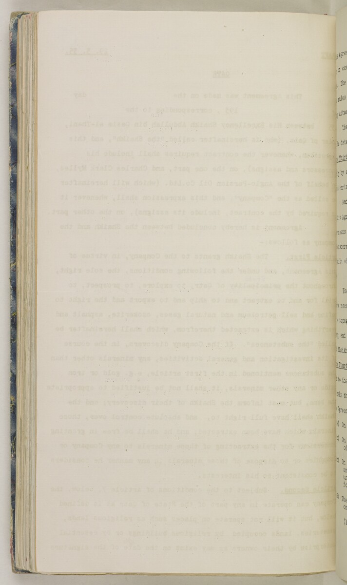 'File 82/27 VI (F 87) Qatar Oil' [‎174v] (367/454)