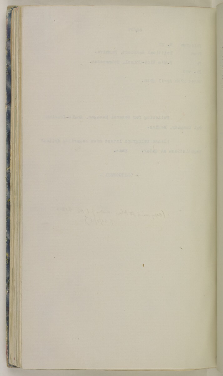 'File 82/27 VI (F 87) Qatar Oil' [‎200v] (419/454)