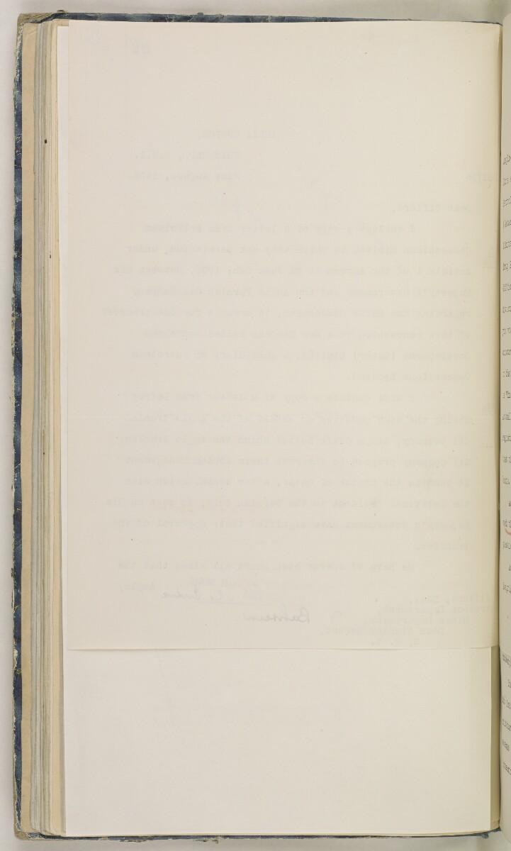 'File 82/27 VIII F 91 QATAR OIL' [46v] (103/468)