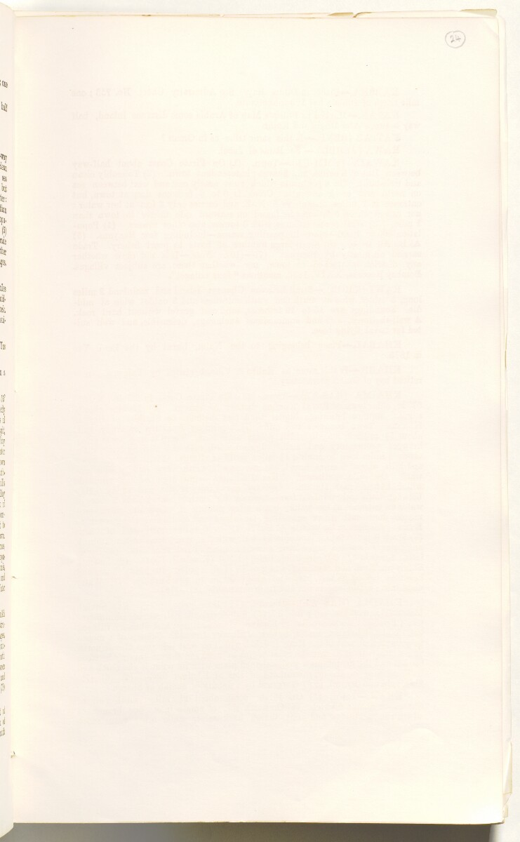 'Persian Gulf Gazetteer Part II, Geographical and Descriptive Materials, Section II Western Side of the Gulf' [24r] (50/286)