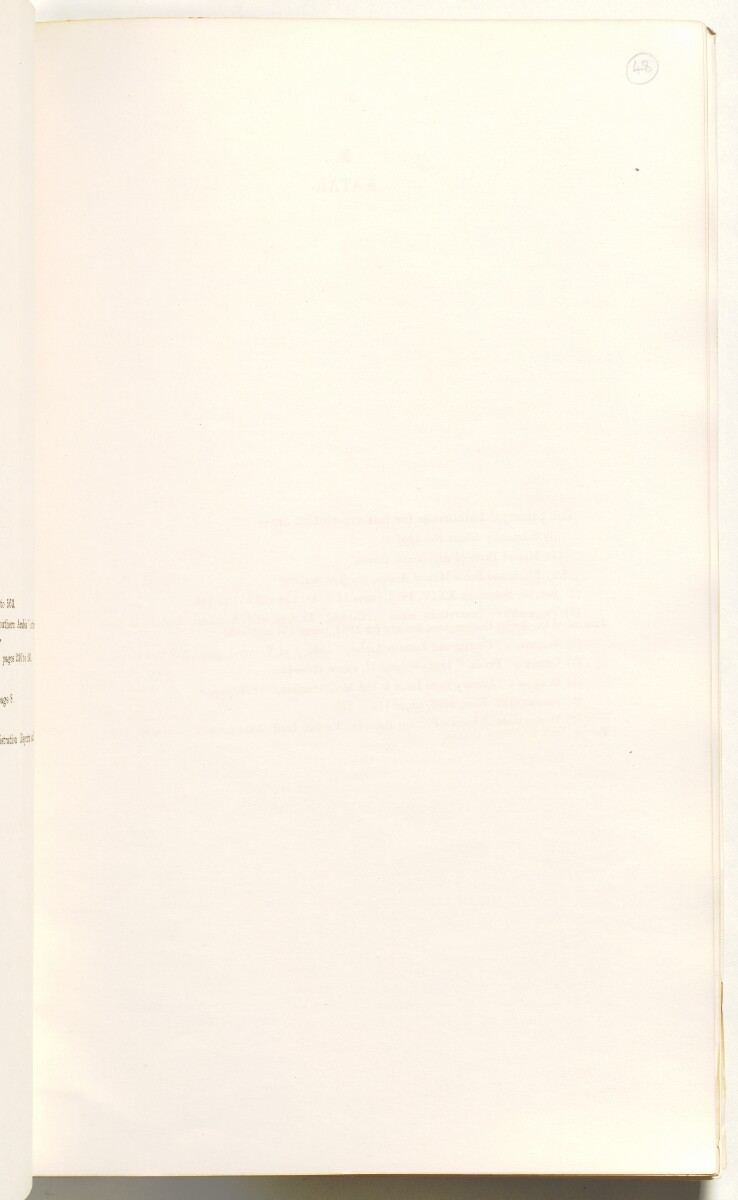 'Persian Gulf Gazetteer Part II, Geographical and Descriptive Materials, Section II Western Side of the Gulf' [48r] (98/286)
