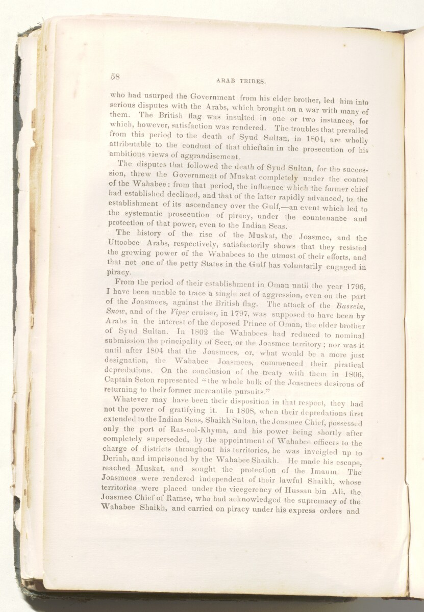 'Selections from the Records of the Bombay Government' [58] (100/733)