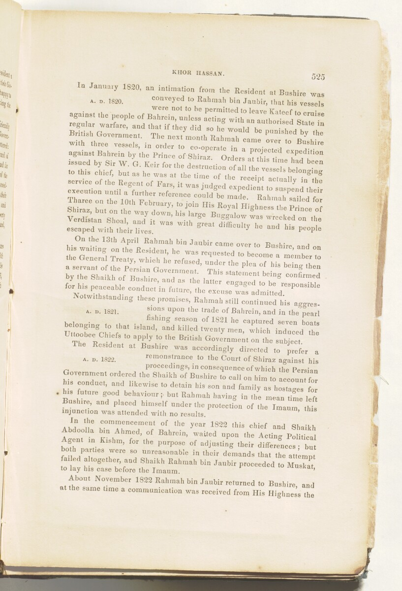 'Selections from the Records of the Bombay Government' [‎525] (567/733)