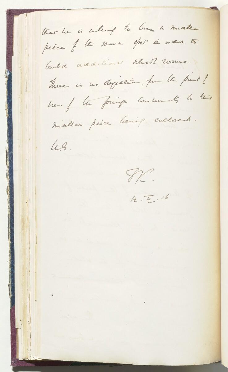 'File H/13 Arabian Mission' [99v] (215/430)