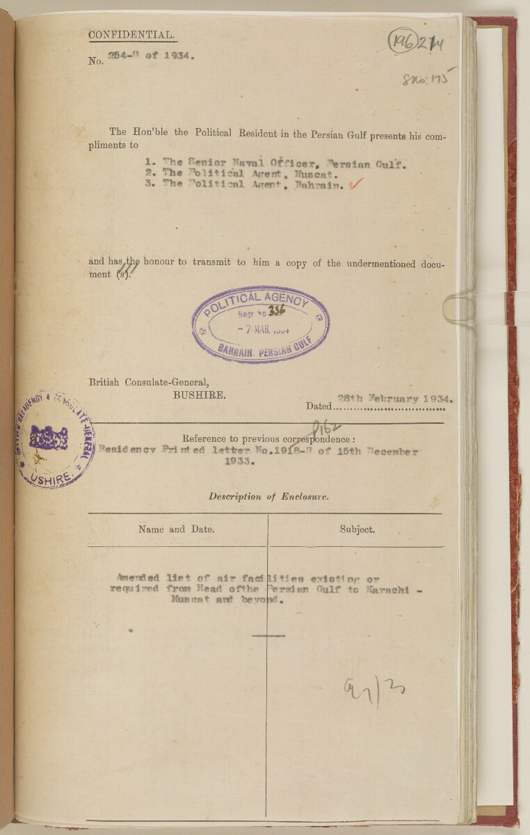 'File 7/2 I Landing grounds and seaplane anchorages' [‎196r] (404/468)