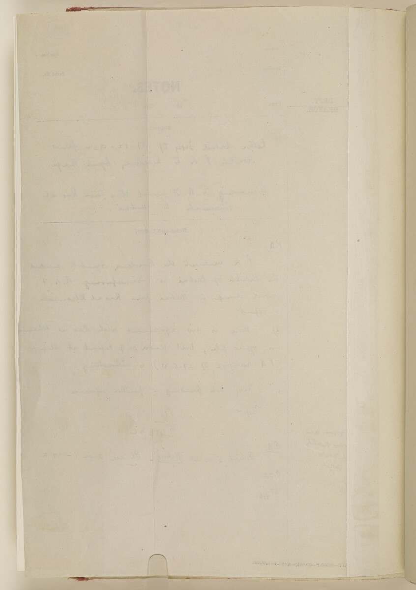 'File 7/2 I Landing grounds and seaplane anchorages' [206v] (425/468)