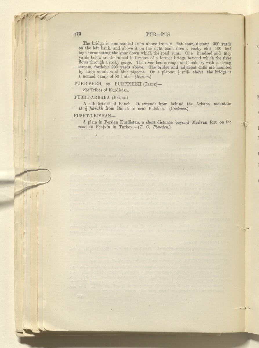 'Report on Kurdistan' [92v] (189/220)