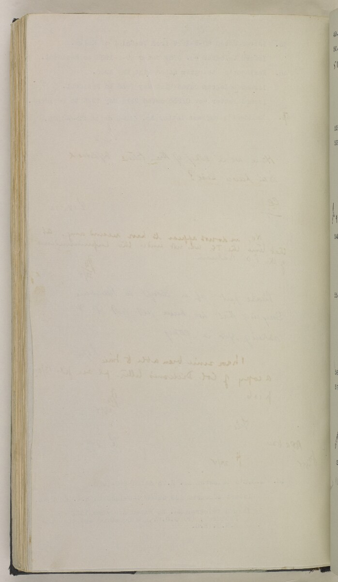 'File 7/2 IV R.A.F. Landing Grounds & Anchorages' [258v] (531/550)
