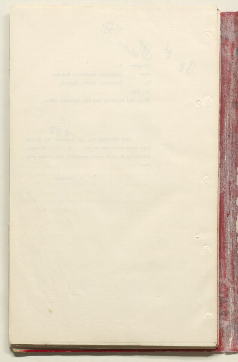 'File 7/2 VI Landing grounds and seaplane anchorages' [156v] (333/618)