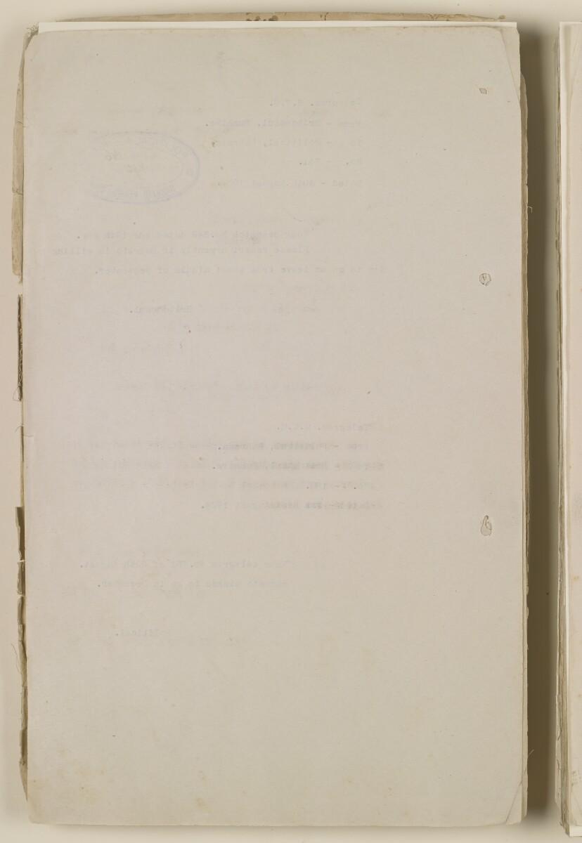 'File 1/28 Superintendent, Political Agency, Bahrain' [4v] (10/868)