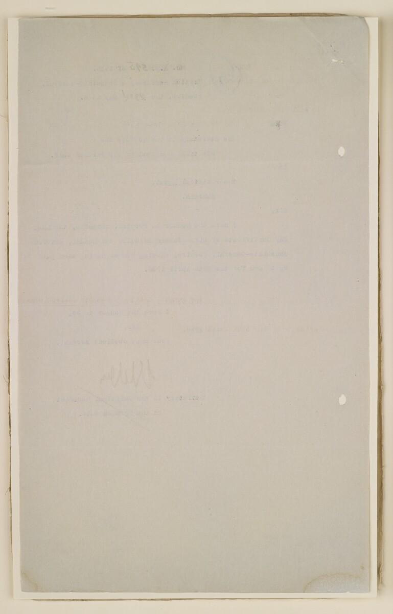 'File 1/29 I Head Munshi, Bahrain' [11v] (27/436)