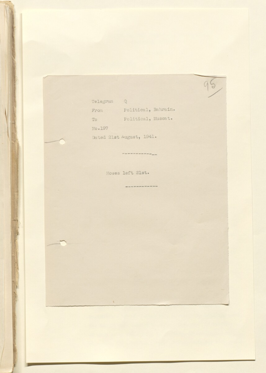 'File 1/44 Publicity Officer, Bahrain' [‎95r] (173/482)