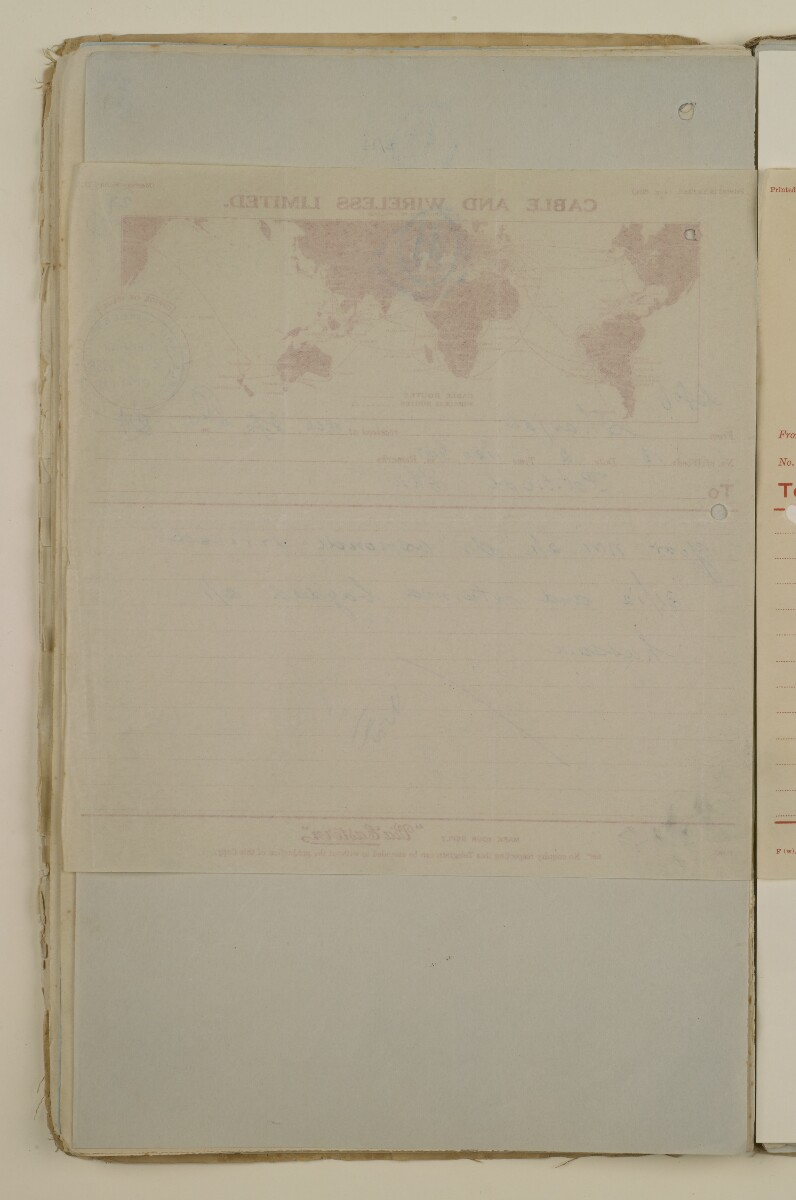 'File 2/14 Outbreaks of smallpox, cholera and other diseases on the Trucial Coast' [36v] (72/808)