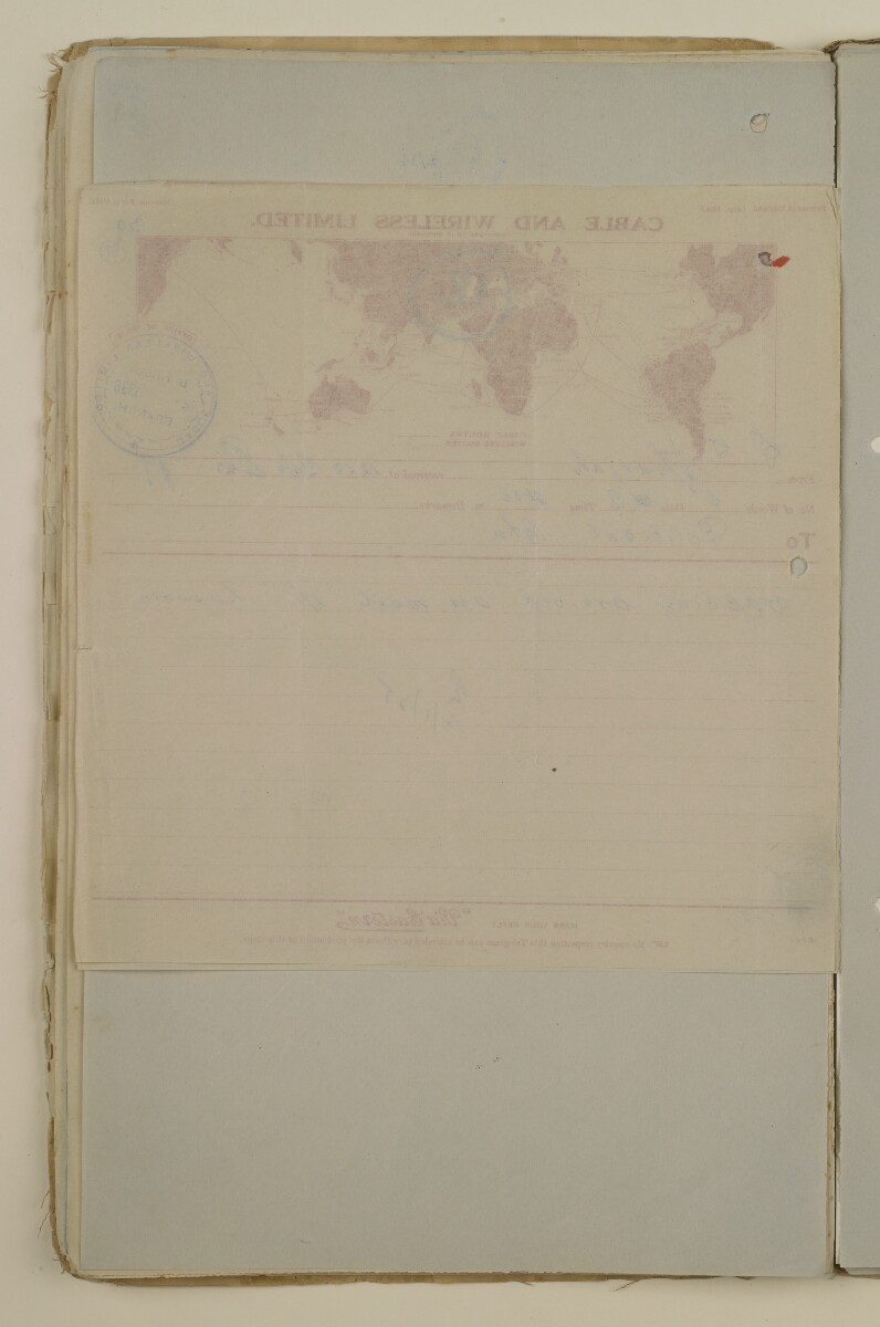 'File 2/14 Outbreaks of smallpox, cholera and other diseases on the Trucial Coast' [37v] (74/808)