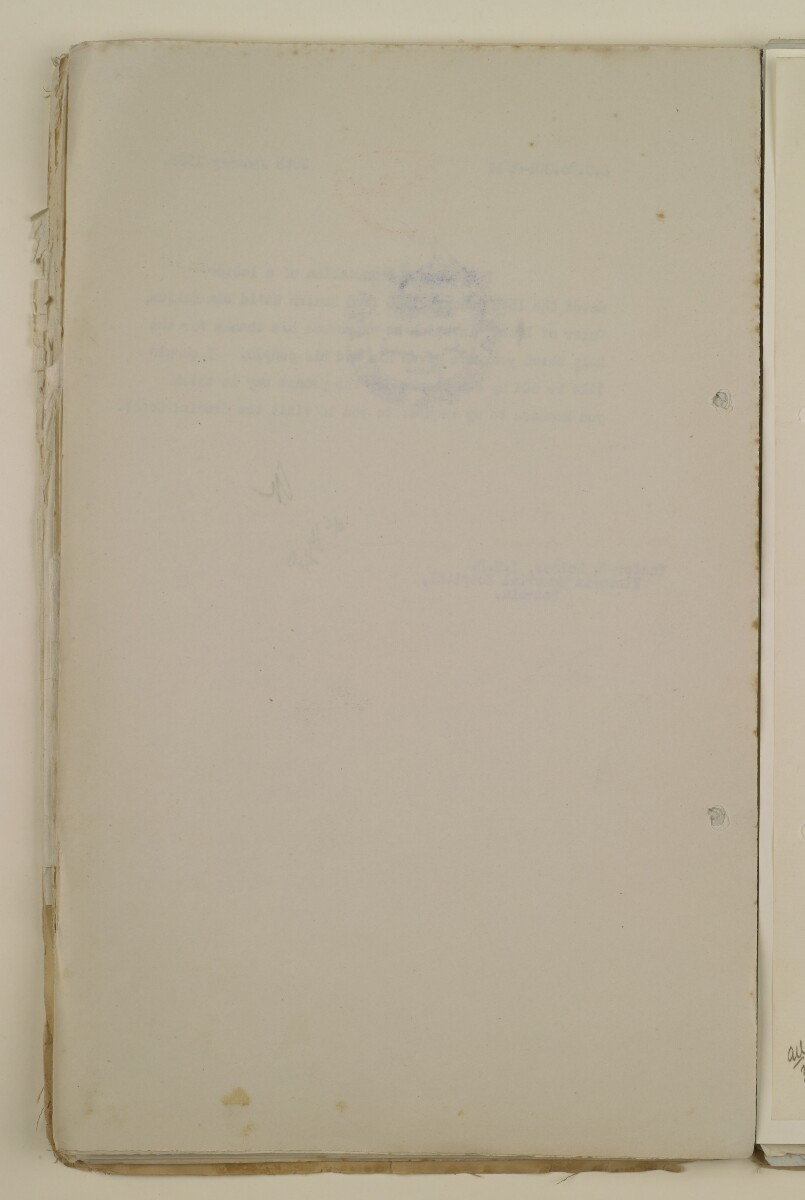 'File 2/14 Outbreaks of smallpox, cholera and other diseases on the Trucial Coast' [93v] (186/808)