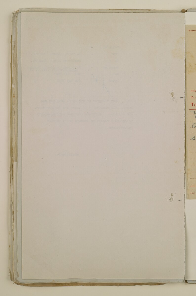 'File 2/14 Outbreaks of smallpox, cholera and other diseases on the Trucial Coast' [177v] (354/808)