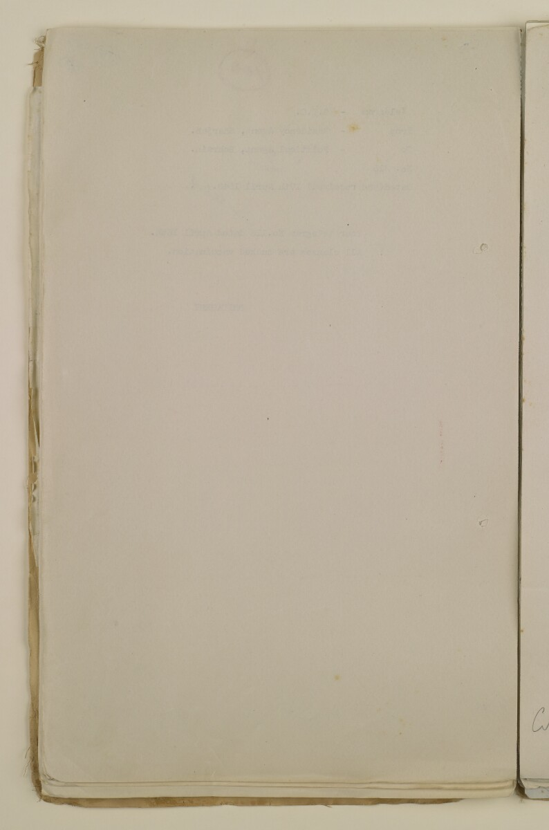 'File 2/14 Outbreaks of smallpox, cholera and other diseases on the Trucial Coast' [256v] (512/808)