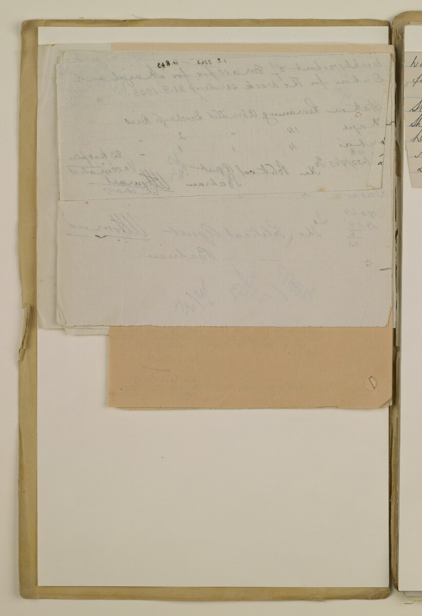 'File 2/14 II Epidemics (in places other than Bahrain) Cholera, Smallpox etc' [27v] (54/358)