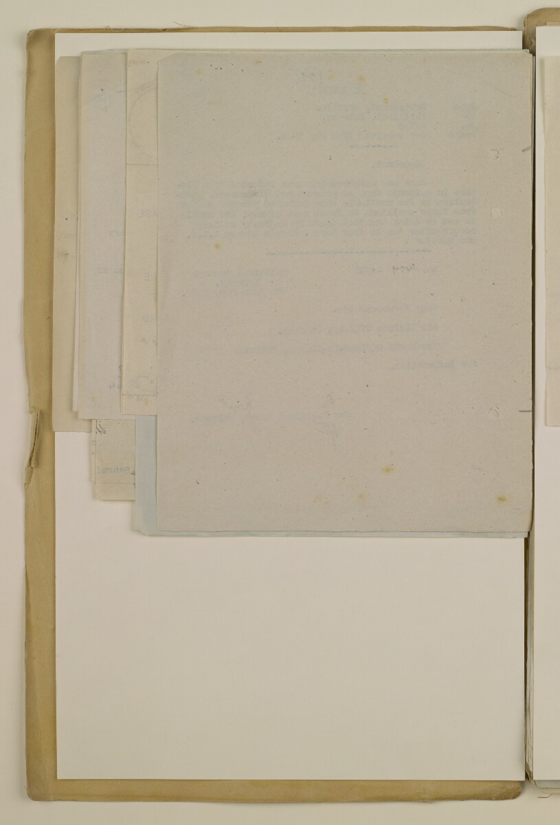 'File 2/14 II Epidemics (in places other than Bahrain) Cholera, Smallpox etc' [68v] (136/358)