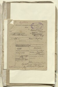 File 16/23 [I] Miscellaneous  Payment of Military pensions