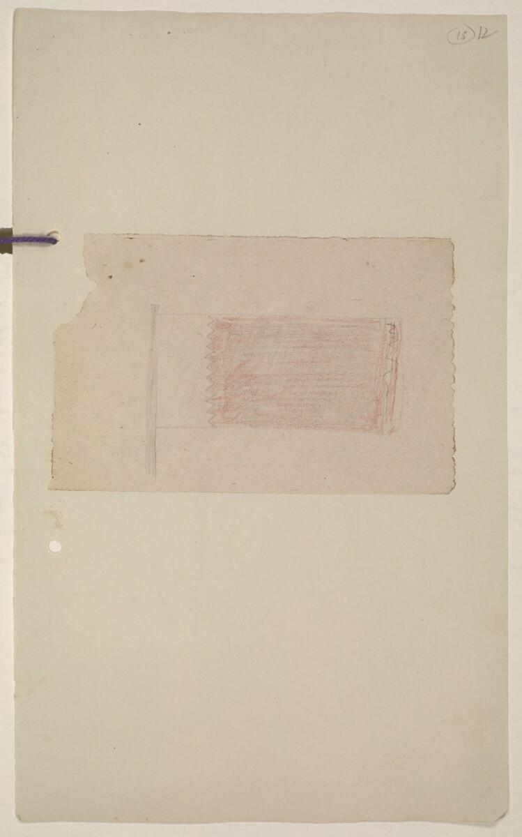 'Flags Flown by the Sheikh of Qatar. (Bahrain and Trucial Coast)' [15r] (29/142)