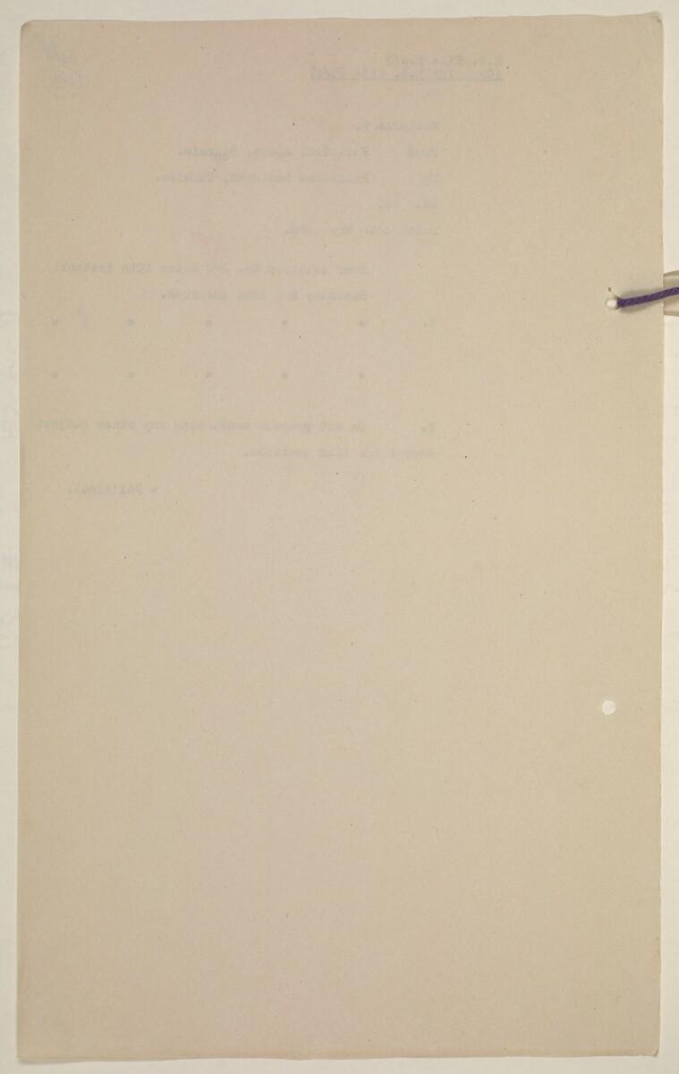 'Flags Flown by the Sheikh of Qatar. (Bahrain and Trucial Coast)' [49v] (102/142)