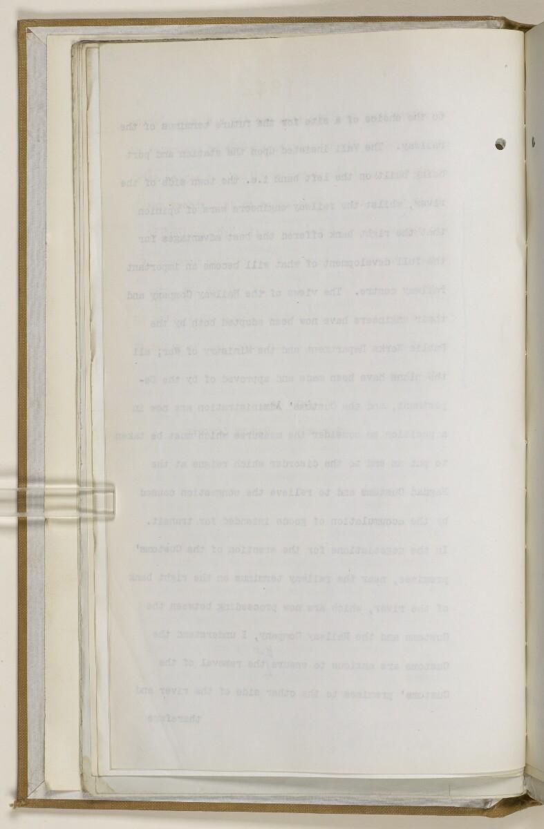 File 2764/1904 Pt 3 'Baghdad Railway: general negotiations 1910-1912.' [12v] (33/544)