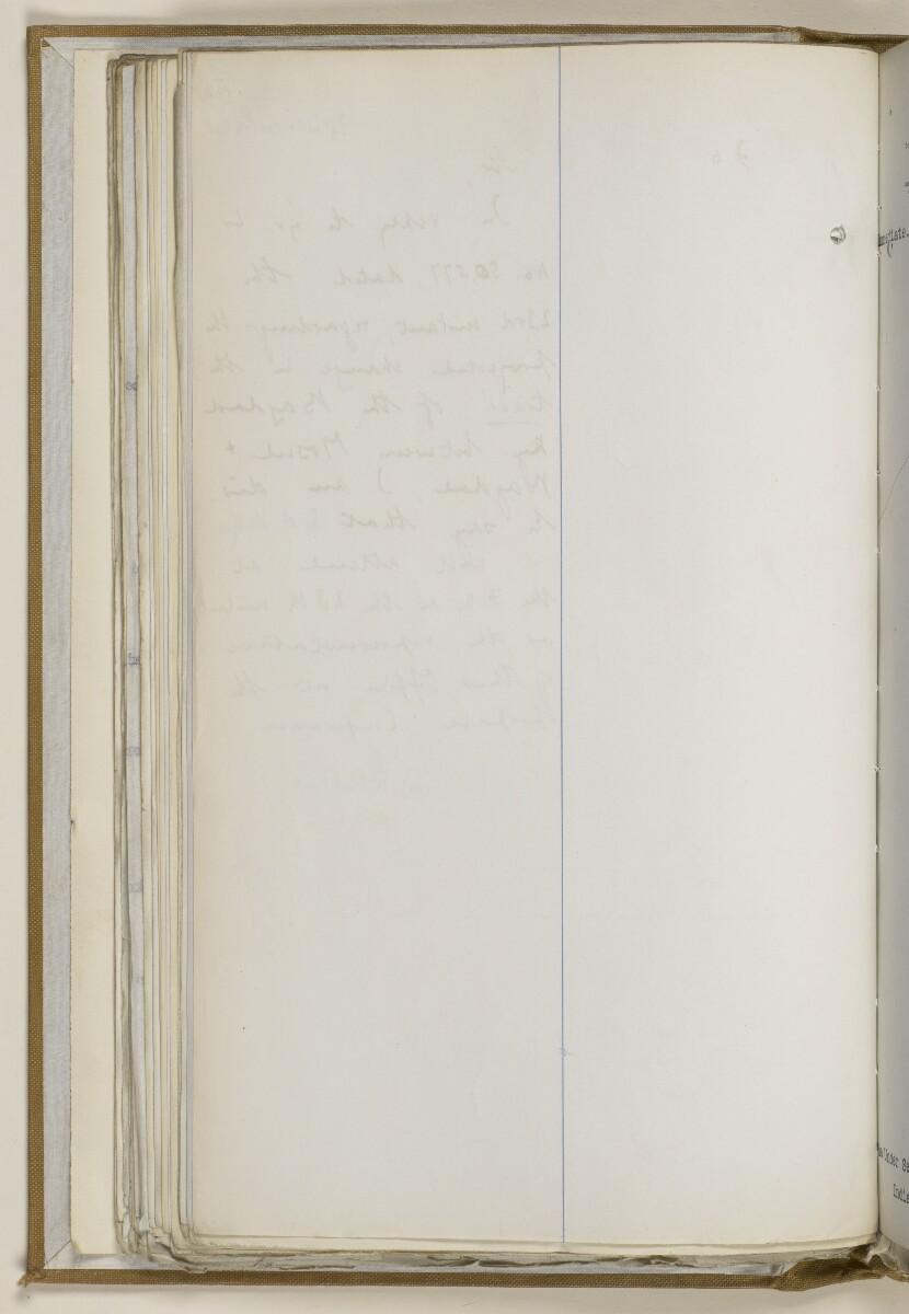 File 2764/1904 Pt 3 'Baghdad Railway: general negotiations 1910-1912.' [88v] (185/544)