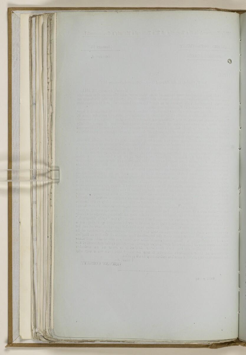 File 2764/1904 Pt 3 'Baghdad Railway: general negotiations 1910-1912.' [114v] (237/544)