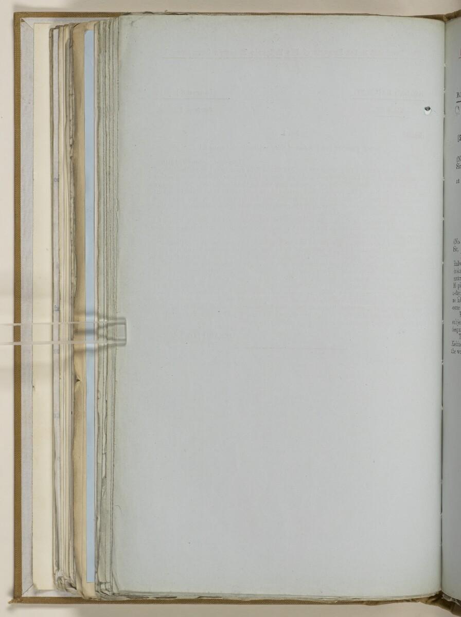File 2764/1904 Pt 3 'Baghdad Railway: general negotiations 1910-1912.' [216v] (443/544)