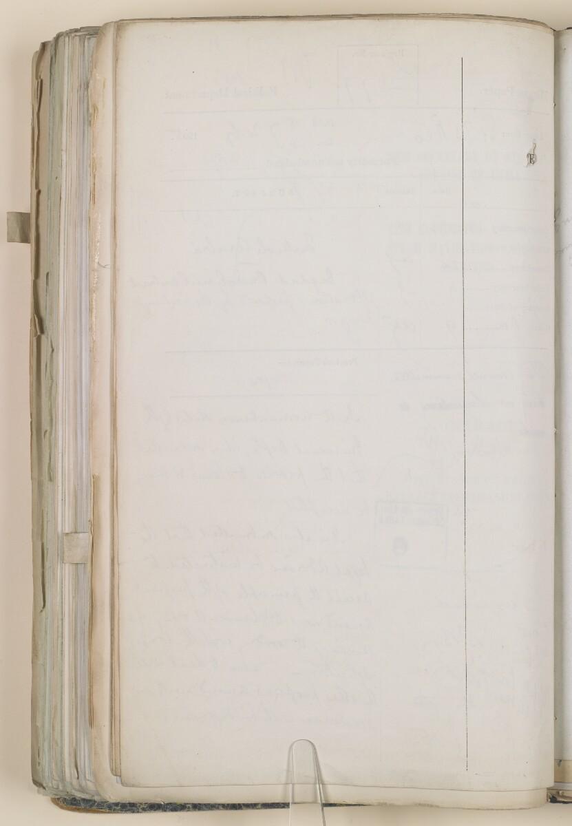 File 3531/1905 Pt 1 'Mesopotamia:- Euphrates + Tigris S. N. Co.; Mail contract' [328v] (26/148)