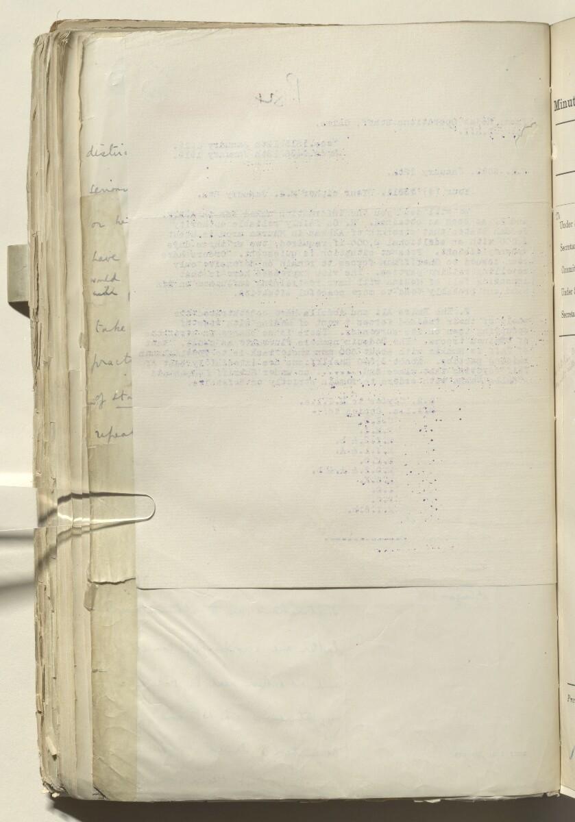 File 2182/1913 Pt 9 'Arabia Policy towards Bin Saud' [184v] (366/406)