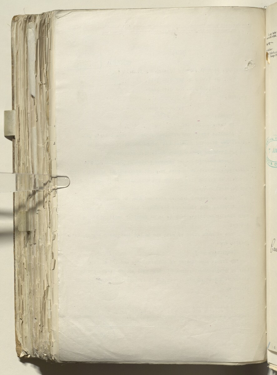 File 2182/1913 Pt 10 'N.W. Frontier: Proposed Russian zoological expedition' [516v] (627/664)