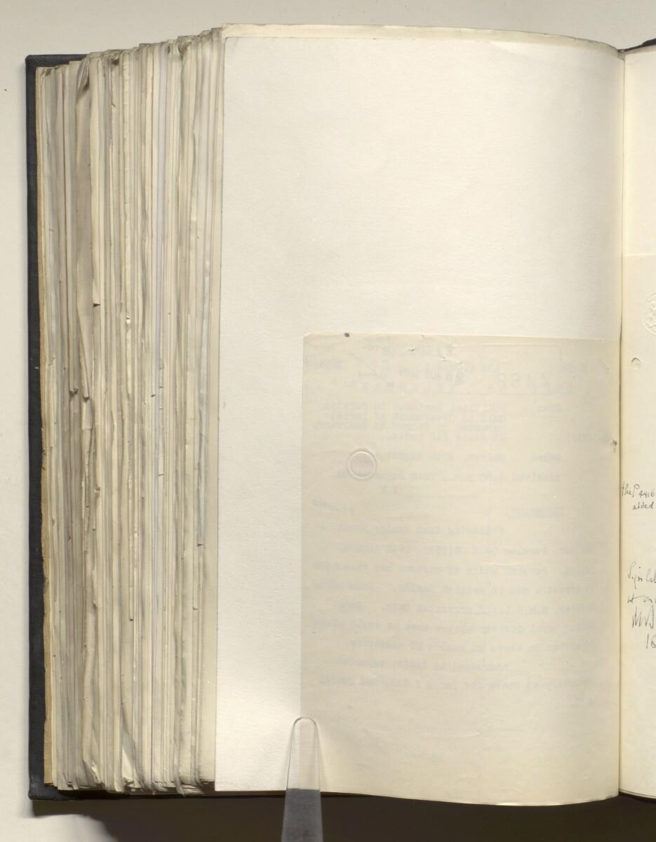 File 4011/1923 Pt 1 'PERSIAN GULF NEGOTIATIONS 1928-33. BASIDU.' [558v] (1121/1306)