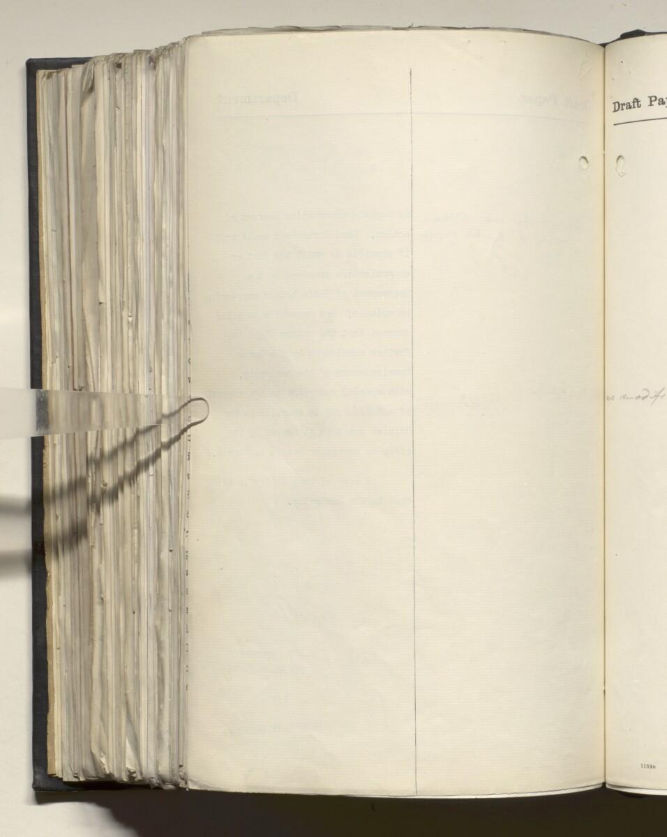 File 4011/1923 Pt 1 'PERSIAN GULF NEGOTIATIONS 1928-33. BASIDU.' [615v] (1235/1306)