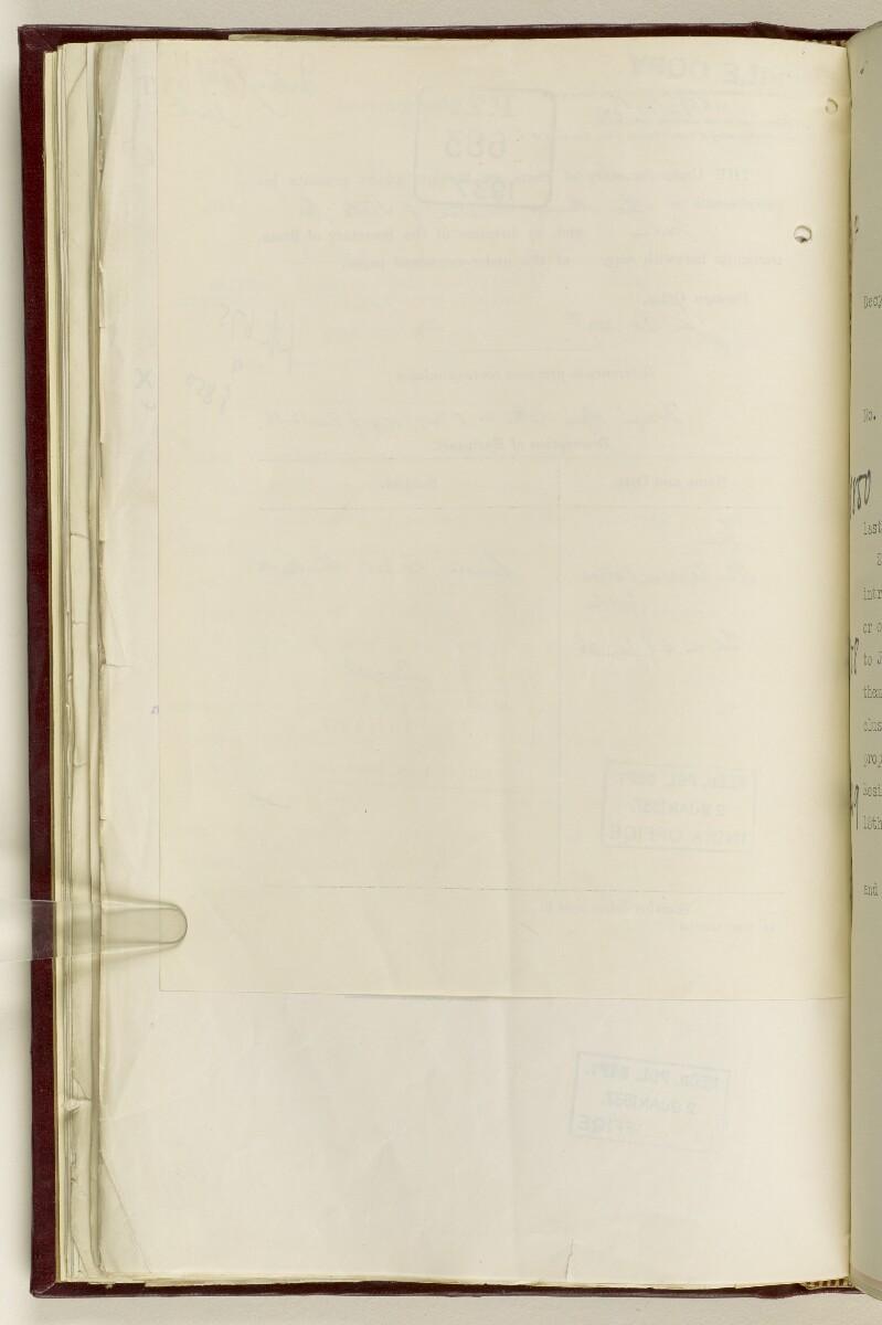 Coll 30/21(2) 'Persian Gulf: Koweit - Blockade by Ibn Saud' [83v] (177/1010)