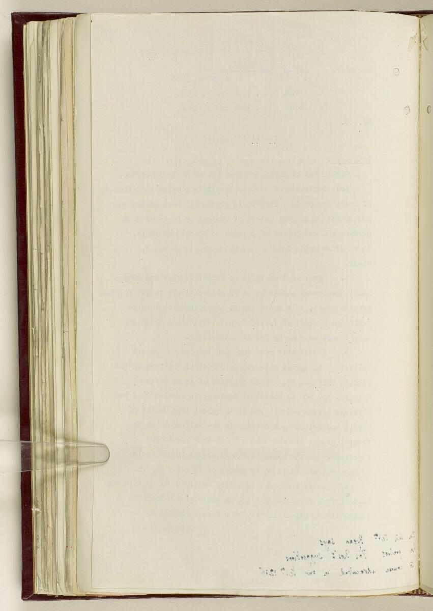 Coll 30/21(2) 'Persian Gulf: Koweit - Blockade by Ibn Saud' [190v] (391/1010)