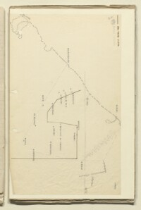 sketch map showing the claims of abu dhabi and dubai over the area of khor ghanadhah