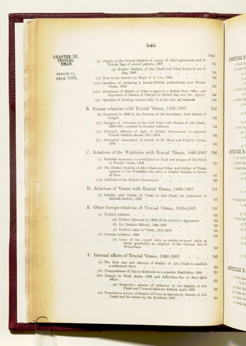 'Gazetteer of the Persian Gulf. Vol I. Historical. Part IA & IB. J G Lorimer. 1915' [58] (71/1782)