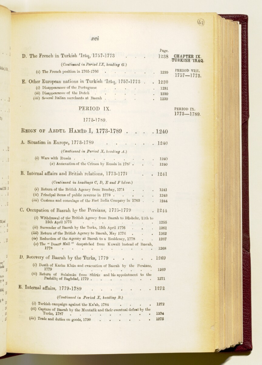 'Gazetteer of the Persian Gulf. Vol I. Historical. Part IA & IB. J G Lorimer. 1915' [91] (104/1782)