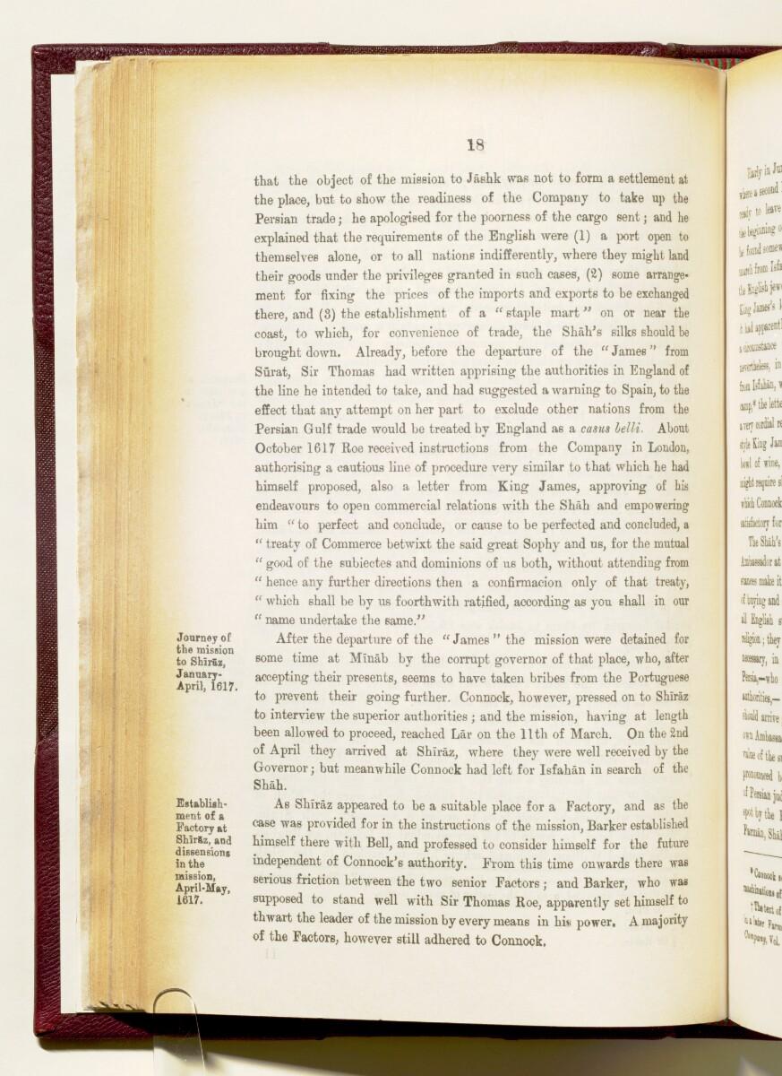 'Gazetteer of the Persian Gulf. Vol I. Historical. Part IA & IB. J G Lorimer. 1915' [18] (161/1782)