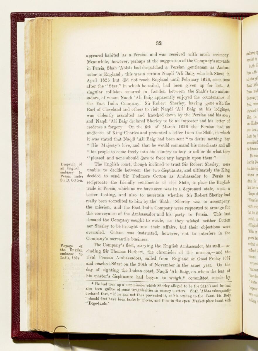 'Gazetteer of the Persian Gulf. Vol I. Historical. Part IA & IB. J G Lorimer. 1915' [32] (175/1782)