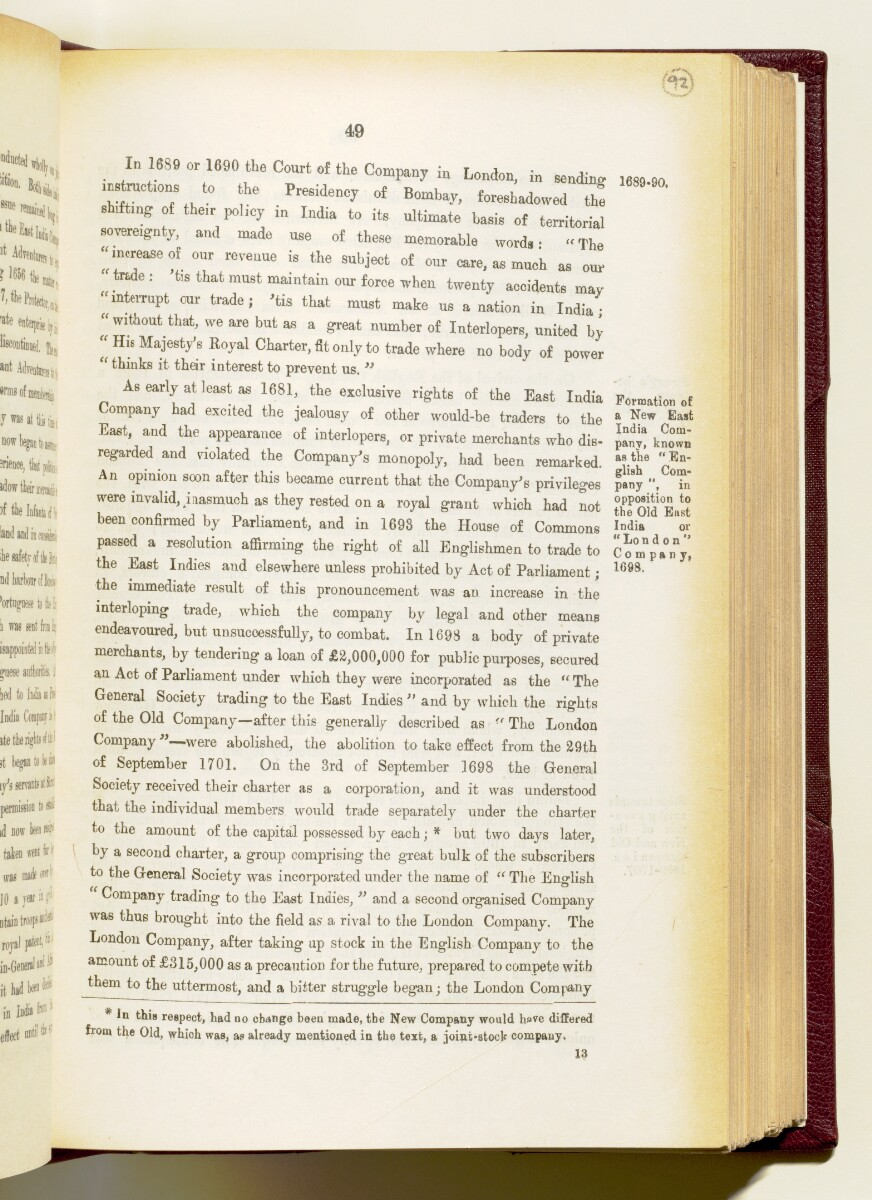 'Gazetteer of the Persian Gulf. Vol I. Historical. Part IA & IB. J G Lorimer. 1915' [‎49] (192/1782)