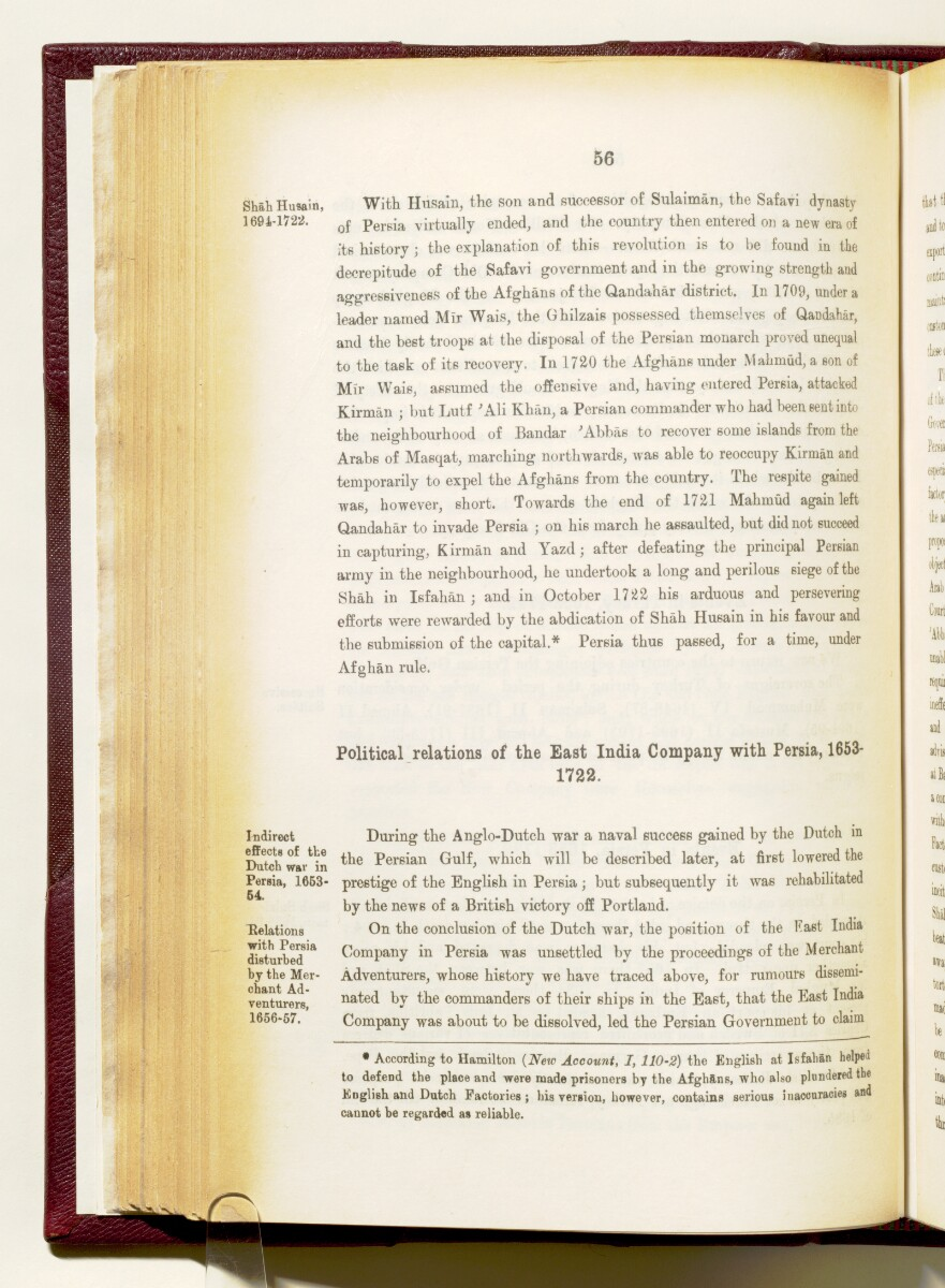'Gazetteer of the Persian Gulf. Vol I. Historical. Part IA & IB. J G Lorimer. 1915' [‎56] (199/1782)