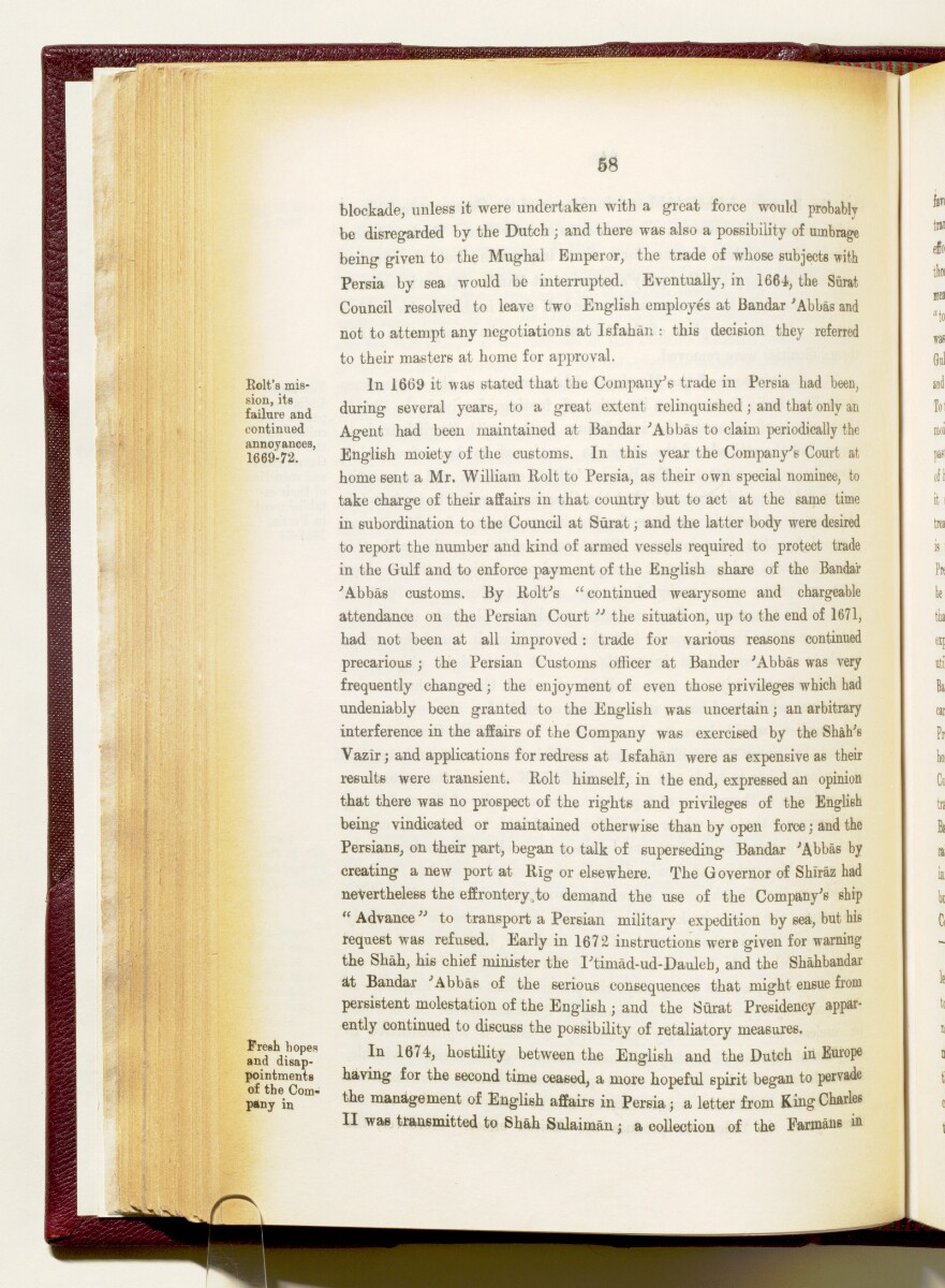 'Gazetteer of the Persian Gulf. Vol I. Historical. Part IA & IB. J G Lorimer. 1915' [‎58] (201/1782)