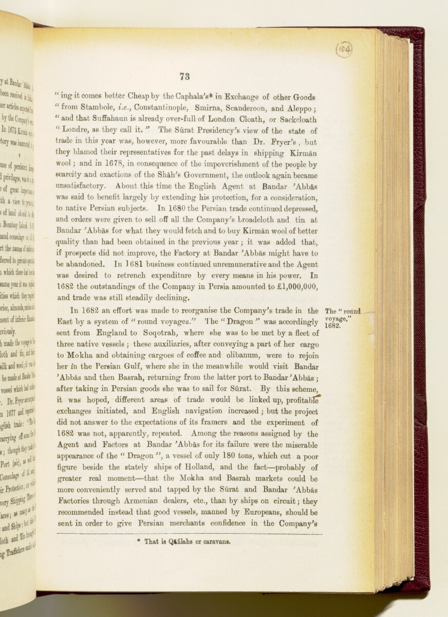 'Gazetteer of the Persian Gulf. Vol I. Historical. Part IA & IB. J G Lorimer. 1915' [‎73] (216/1782)