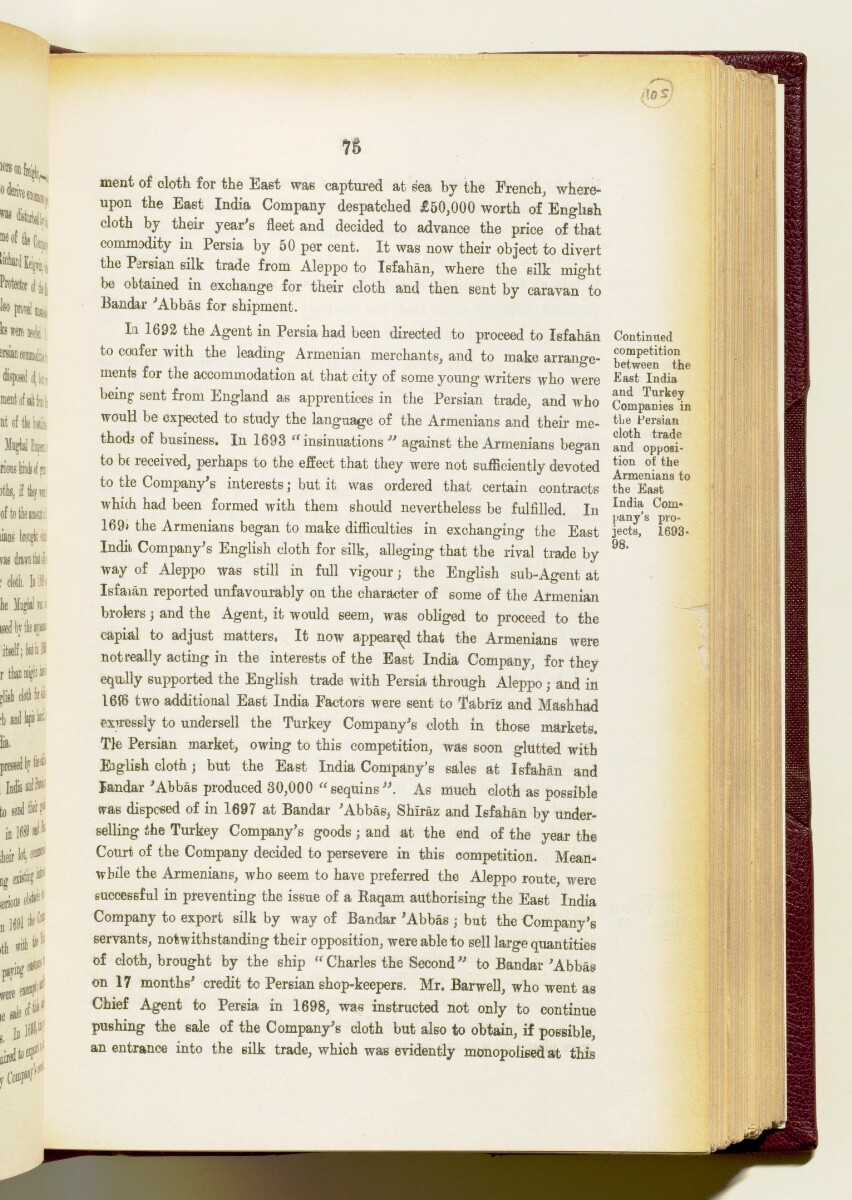 'Gazetteer of the Persian Gulf. Vol I. Historical. Part IA & IB. J G Lorimer. 1915' [‎75] (218/1782)